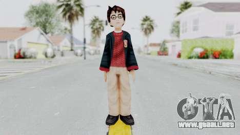 Harry Potter para GTA San Andreas segunda pantalla