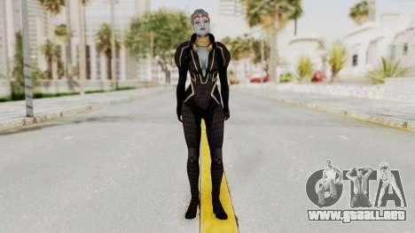 Mass Effect 2 Samara Black para GTA San Andreas segunda pantalla