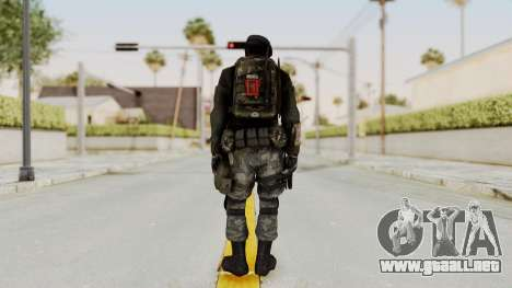 Battery Online Soldier 2 para GTA San Andreas tercera pantalla