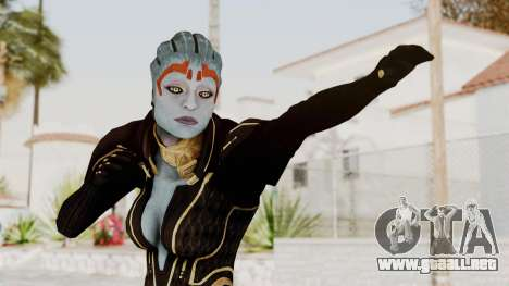 Mass Effect 2 Samara Black para GTA San Andreas