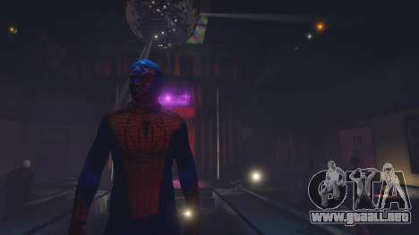 GTA 5 Amazing Spiderman