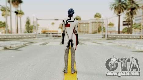 Mass Effect 2 Rana Thanoptis para GTA San Andreas tercera pantalla