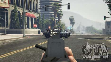 GTA 5 TAR-21 séptima captura de pantalla