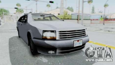 GTA LCS Sindacco Argento v2 para la visión correcta GTA San Andreas
