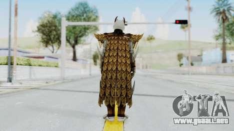 N Daguva Zeba para GTA San Andreas tercera pantalla