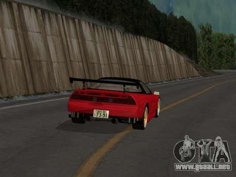 Honda NSX (NA1) Time Attack para la visión correcta GTA San Andreas