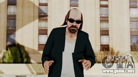 Kane And Lynch 2 - Lynch 1st Mission para GTA San Andreas