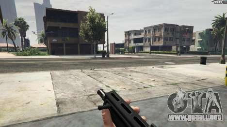 GTA 5 TAR-21 quinta captura de pantalla