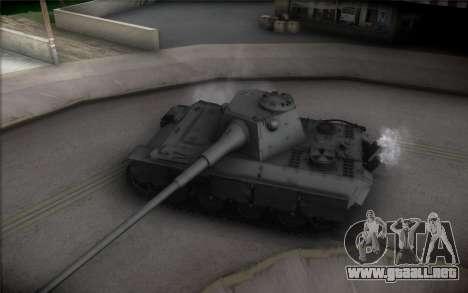 Panther II para visión interna GTA San Andreas