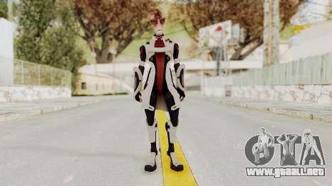 Mass Effect 2 Mordin Solus para GTA San Andreas segunda pantalla