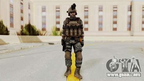 Battery Online Soldier 1 v2 para GTA San Andreas segunda pantalla