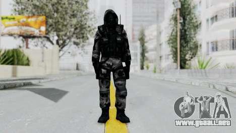 Hodeed SAS 3 para GTA San Andreas segunda pantalla