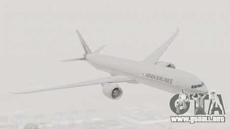 Boeing 777-9X Japan Airlines para GTA San Andreas