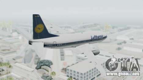 Boeing 737-300 para GTA San Andreas left