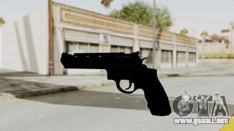 44 Magnum para GTA San Andreas tercera pantalla
