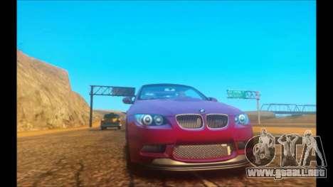 ENB NVIDIA 5.0 FINAL para GTA San Andreas tercera pantalla