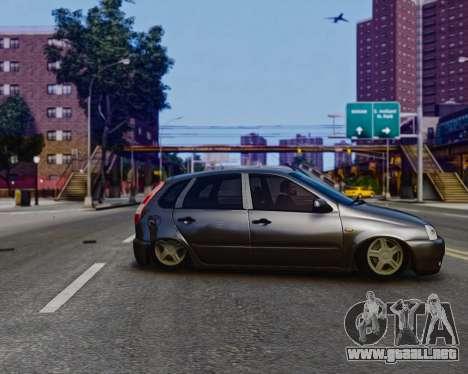 Lada Kalina para GTA 4