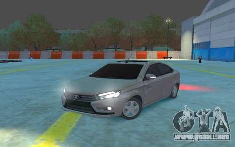 Lada Vesta para GTA 4
