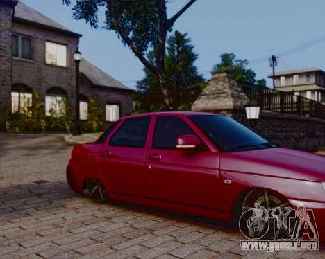 VAZ 2110 para GTA 4 left