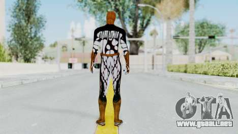 SpiderMan Indonesia Version para GTA San Andreas tercera pantalla