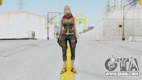 Counter Strike Online 2 - Mila para GTA San Andreas segunda pantalla