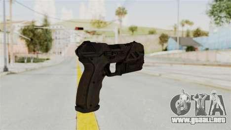 Black Ops 3 - MR6 Pistol para GTA San Andreas segunda pantalla