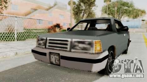 GTA 3 Corpse Manana para GTA San Andreas