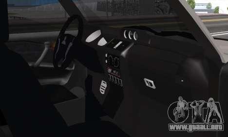 Mitsubishi Pajero 2 para visión interna GTA San Andreas