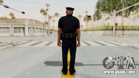 GTA 5 LA Cop para GTA San Andreas tercera pantalla
