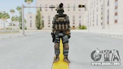 Battery Online Soldier 5 v1 para GTA San Andreas segunda pantalla