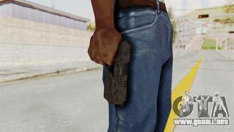 Black Ops 3 - MR6 Pistol para GTA San Andreas tercera pantalla