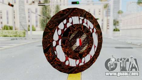 SpiderMan Indonesia Version Shield para GTA San Andreas