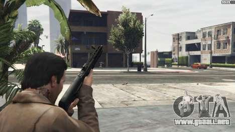 GTA 5 TAR-21 cuarto captura de pantalla