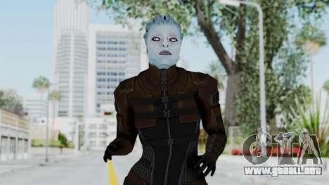 Mass Effect 2 Monrith para GTA San Andreas