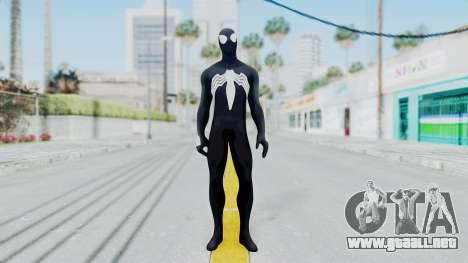 Marvel Heroes - Spider-Man (Back in Black) para GTA San Andreas segunda pantalla