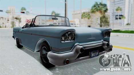 GTA 5 Declasse Tornado No Bobbles and Plaques para la visión correcta GTA San Andreas