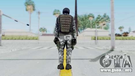 Black Mesa - HECU Marine v3 para GTA San Andreas tercera pantalla