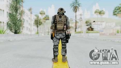 Battery Online Soldier 5 v1 para GTA San Andreas tercera pantalla