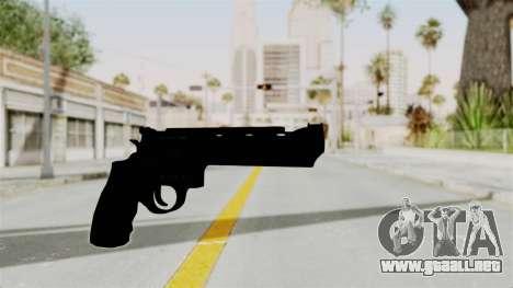 44 Magnum para GTA San Andreas segunda pantalla