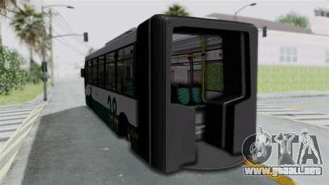 TodoBus Pompeya II Scania K310 Linea 28 para GTA San Andreas left