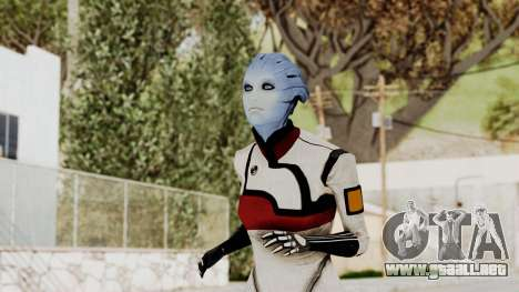 Mass Effect 2 Rana Thanoptis para GTA San Andreas
