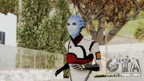 Mass Effect 2 Rana Thanoptis para GTA San Andreas