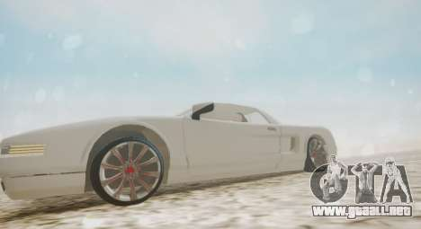 Infernus para GTA San Andreas left