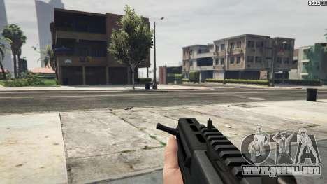 GTA 5 TAR-21 sexta captura de pantalla