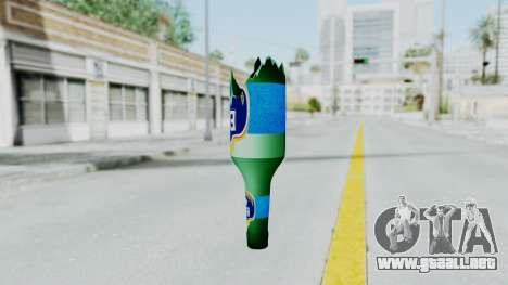 EFES Broken Bottle para GTA San Andreas segunda pantalla