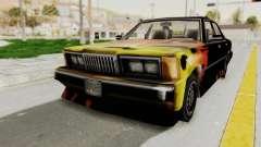 GTA VC Cuban Sentinel para GTA San Andreas