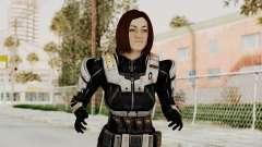 Mass Effect 3 Miranda Short Hair Ajax Armor para GTA San Andreas