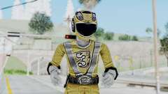 Power Rangers RPM - Yellow