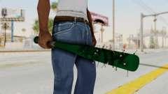 Nail Baseball Bat v1 para GTA San Andreas