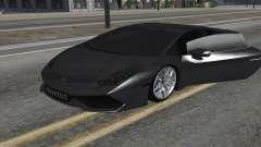 Lamborghini Huracan купе para GTA San Andreas